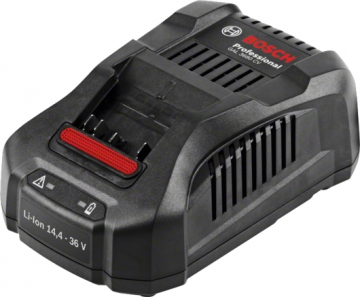 Bosch GAL 3680 CV Professional Tüm 14,4 – 36 Volt li-iyon aküler için Multi-Volt hızlı şarj cihazı
