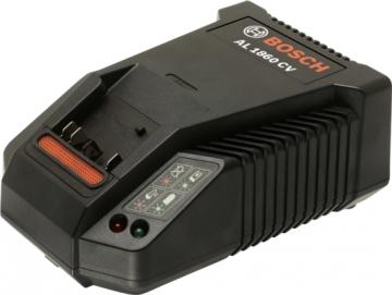 Bosch GAL 1860 CV Professional Tüm 14,4 – 18 Volt Lityum İyon aküler için multi-volt hızlı şarj cihazı