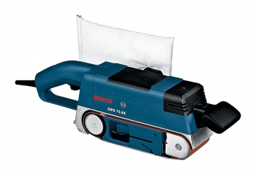 Bosch Professional GBS 75 AE Bant Zımpara