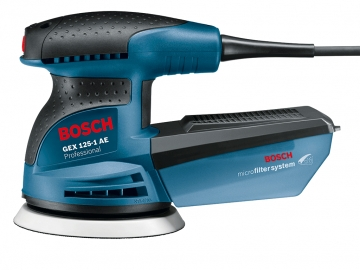 Bosch Professional GEX 125-1 AE Eksantrik Zımpara Makinesi