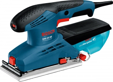 Bosch Professional GSS 23 AE Titreşimli Zımpara