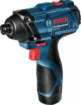 Bosch Professional GDR 120-LI 12 Volt 1,5 Ah Çift Akülü Darbeli Somun Sıkma - Çantalı