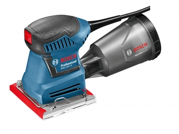 Bosch Professional GSS 140-1 A Titreşimli Zımpara