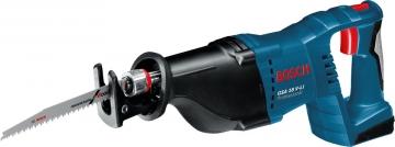 Bosch Professional GSA 18V-LI 5,0 Ah Çift Akülü Testere - L-boxx Çantalı