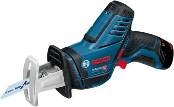 Bosch Professional GSA 12V-14 2,5 Ah Çift Akülü Testere - L-boxx Çantalı