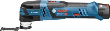 Bosch Professional GOP 12V-28 2,5 Ah Çift Akülü Çok Amaçlı Makine