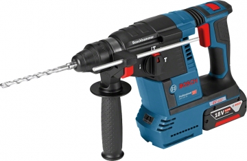 Bosch Professional GBH 18V-26 18 Volt 6 Ah Çift Akü