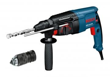 Bosch Professional GBH 2-26 DFR Kırıcı Delici - İlave Mandren