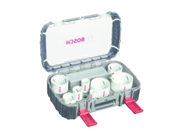 Bosch 11 Parçalı Progressor Panç Seti 25-86 mm
