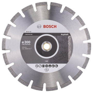 Bosch Standard for Asphalt 300 mm
