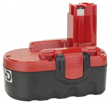 Bosch 18 V 2,6 Ah HD NiMh O-Pack Akü