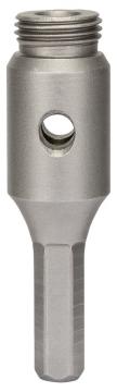 Bosch Karot için adaptör Altıgen - 1/2\'\' BSP