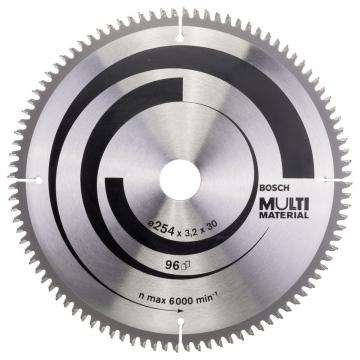Bosch MultiMaterial 254*30 mm 96 Diş