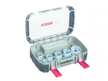 Bosch 9 Parçalı Sheet Metal Panç Seti 22-64 mm