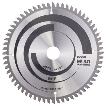 Bosch MultiMaterial 230*30 mm 64 Diş