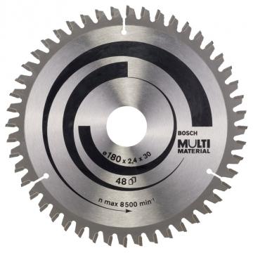 Bosch MultiMaterial 180*30/20 mm 48 Diş