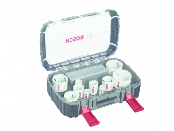 Bosch 14 Parçalı Progressor Panç Seti 20-76 mm