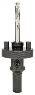 Bosch 11 mm Hex Adaptör 32-210 mm Pançlar için