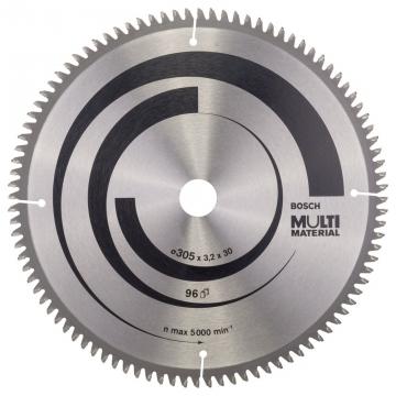 Bosch MultiMaterial 305*30 mm 96 Diş