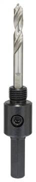 Bosch Hex Adaptör 14-30 mm Pançlar İçin