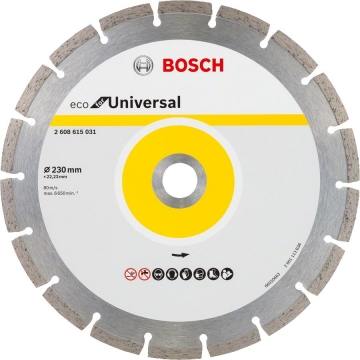 Bosch 9+1 Eco for Universal 230 mm