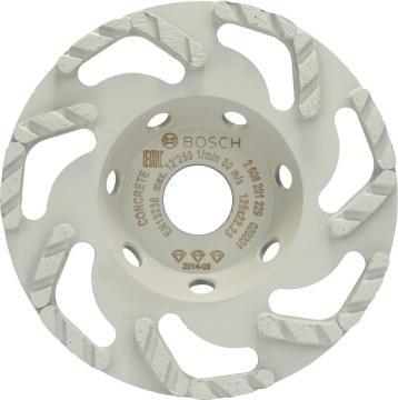 Bosch Çanak Disk Best for Concrete Speed 125 mm