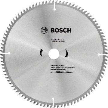 Bosch Aluminyum Optiline Eco 305*30 96 Diş