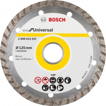 Bosch Eco for Universal 125 mm Turbo