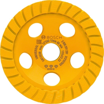 Bosch Best for Universal 125 mm