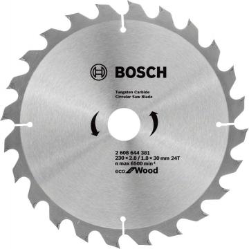 Bosch Optiline Eco 230*30 24 Diş