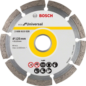 Bosch Eco for Universal 125 mm