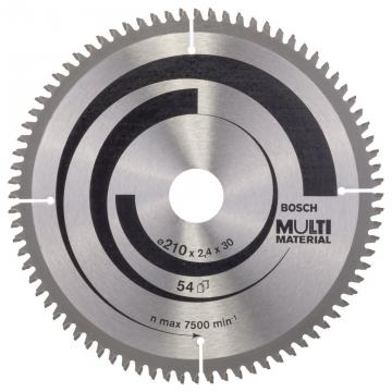 Bosch MultiMaterial 210*30 mm 80 Diş