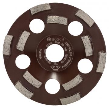 Bosch Çanak Disk Expert for Abrasive 125 mm