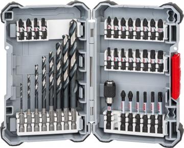 Bosch Impact Ctrl HSS 35 Parça Karışık Set