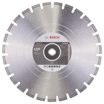 Bosch Standard for Asphalt 450 mm