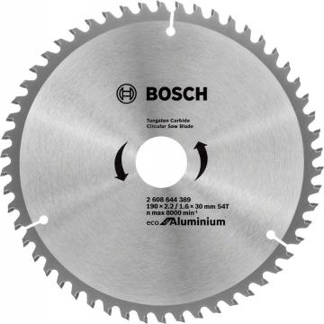 Bosch Optiline Eco 190*30 54 Diş