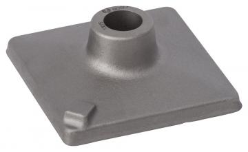 Bosch Yüzey Sıkıştırma Pleyti TE-S 120*120 mm