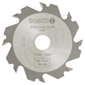 Bosch GUF 4-22 A Kesici Bıçak 105*4 mm 8 D