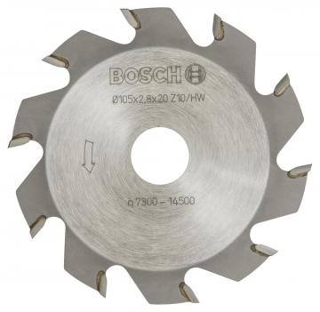 Bosch GUF 4-22 A Kesici Bıçak 20*2,8 mm 10 D