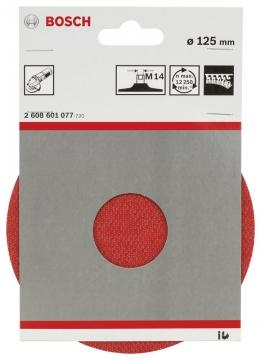 Bosch 125 mm M14 Kağıt Zımparalar için Taban