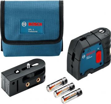 Bosch GPL 3 Professional Nokta Lazeri