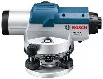 Bosch GOL 20 D Professional Optik nivelman