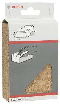 Bosch Mantar Zımpara Takozu 120*80 mm