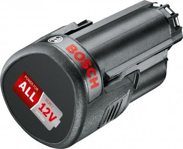 Bosch 12 V 2,5 AH Lityum İyon Akü