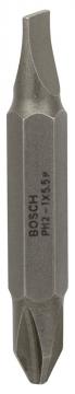 Bosch Çift taraflı uç PH2xS1,0x5,5*45 mm 1\'li