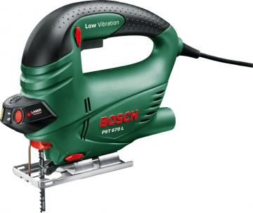 Bosch PST 670 EASY Dekupaj Testeresi