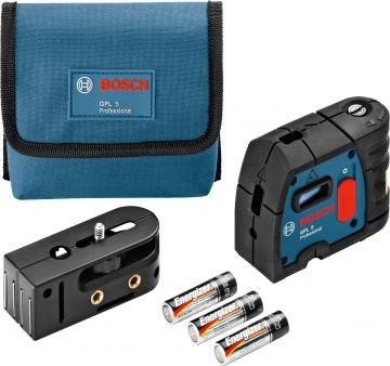 Bosch GPL 5 Professional Nokta Lazeri