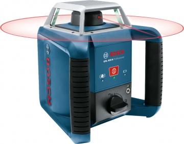 Bosch GRL 400 H Professional Rotasyon Lazeri