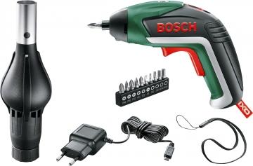 Bosch IXO Akülü Vidalama Makinesi + Barbekü Aparatı