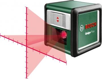 Bosch Quigo Plus Çapraz Çizgi Lazeri